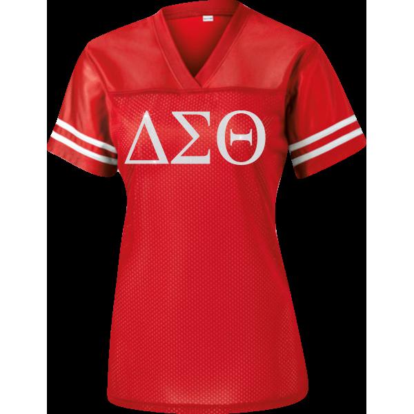 T-Shirt: Delta Football Jersey