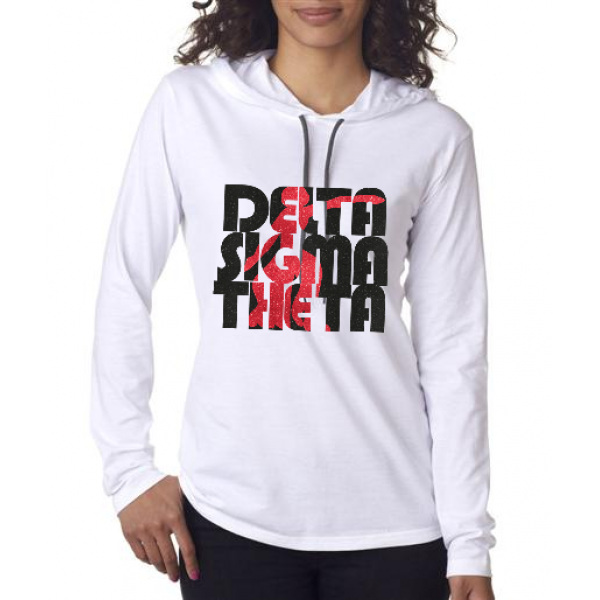 Hoodie: Delta Fortitude Shine
