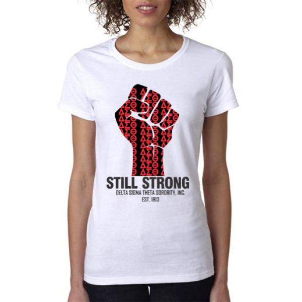 T-Shirt: Delta Still Strong