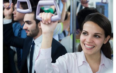 Commuters Find Gadgets Help Get Them From Home to Work